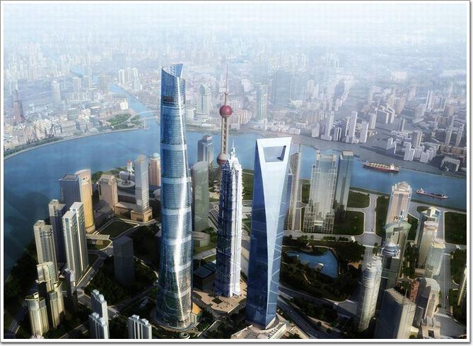 上海中心获得2016年亚洲最佳高层建筑奖