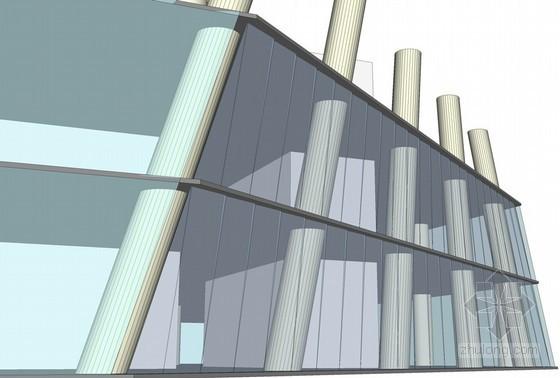 [四川]框架核心筒结构广电中心测量施工方案(中建)