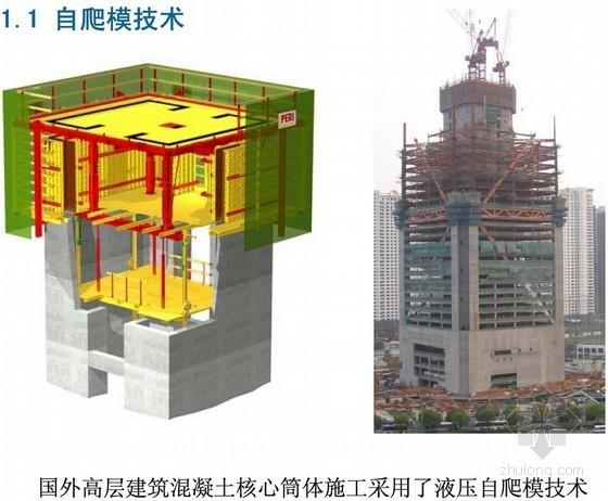 高层建筑施工技术创新及案例分析(附图丰富)