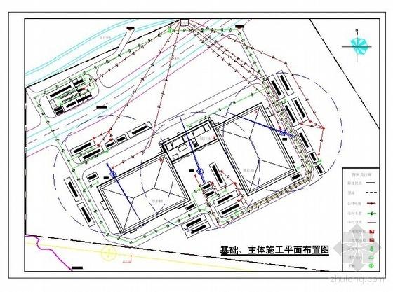 江苏某影视基地摄影棚工程施工组织设计(框架结构 空间网架)