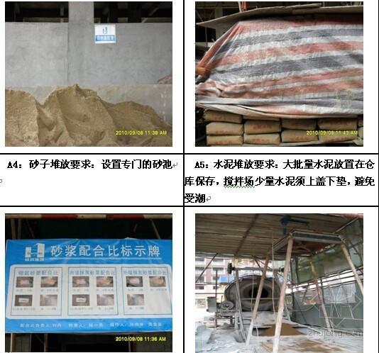 建筑住宅项目抹灰工程作业指引质量通病防治