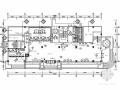 [深圳]现代股份制地方性商业金融机构支行装修施工图(含效果)