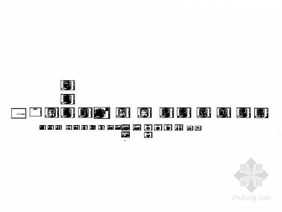 [宁波]现代四居室住宅室内装修总缩略图