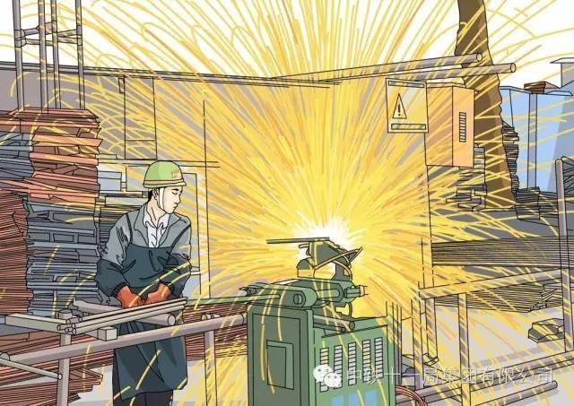 膜拜!25张漫画看完箱梁施工全过程,太有才了!