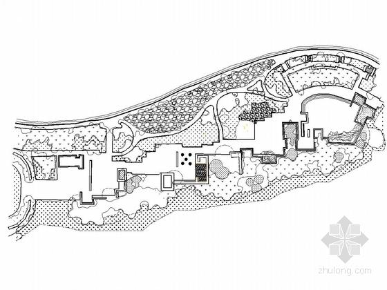 [经典]罗斯福纪念花园平面图