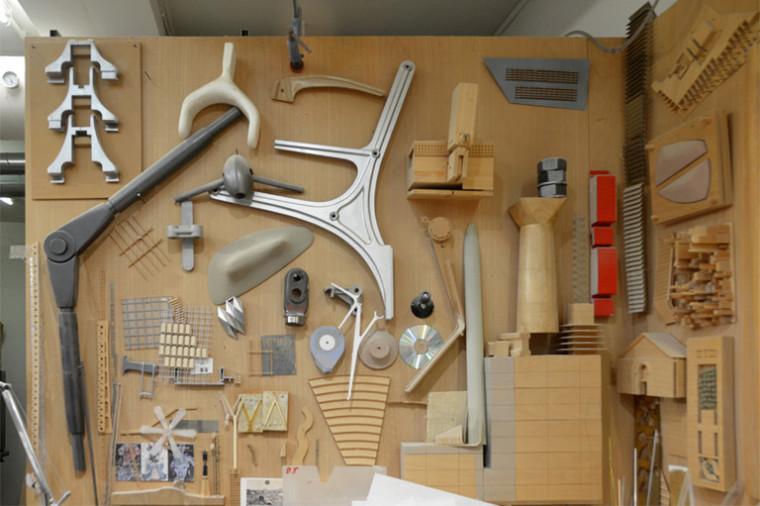 建筑师给自己设计的办公室,什么样的都有_32