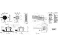 228套景观亭廊CAD施工图集1-100