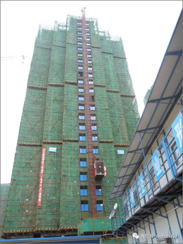 某建筑工地标准化施工现场观摩图片(铝模板的使用),值得学习借鉴_53
