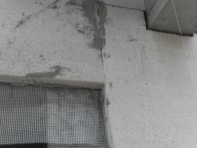 外墙外保温工程施工技术