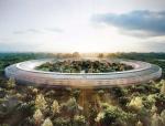 诺曼福特斯—苹果飞船总部大楼建筑设计方案图纸