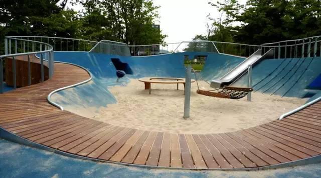 你需要知道的幼儿园景观设计法宝,责任大于天!_19