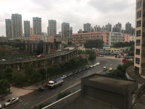 [重庆]巴南区曼哈顿城暖通工程施工组织方案