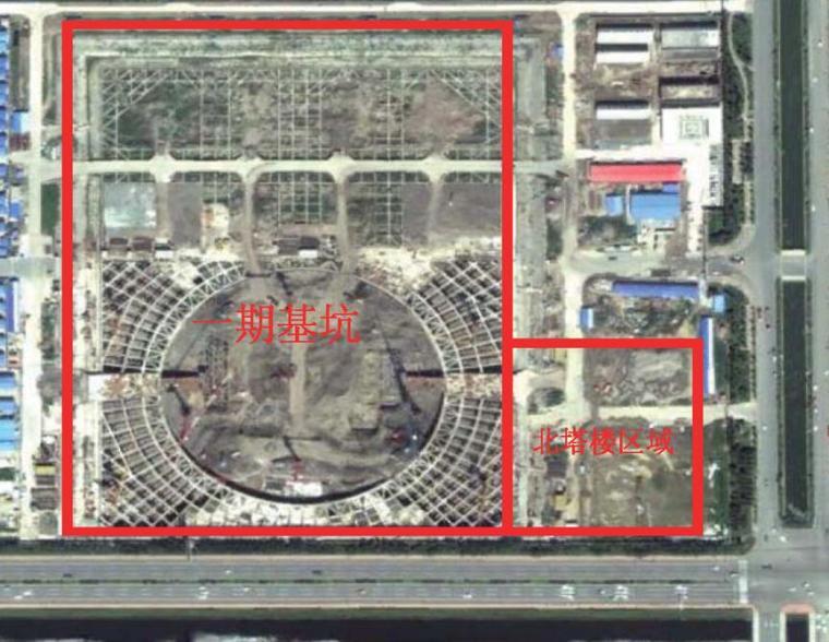 [天津]超高层双子塔项目基坑监测方案(58页)