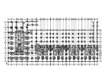 高层塔楼单层人防地下室结构施工图(CAD、16张)