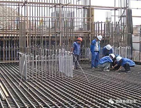 混凝土浇筑工程施工工艺流程