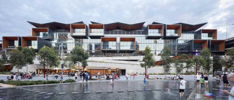 悉尼达令港公共空间-3