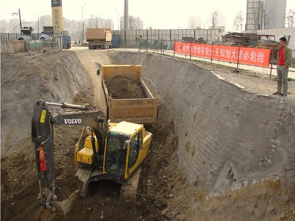 土方开挖常见问题
