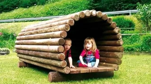 你需要知道的幼儿园景观设计法宝,责任大于天!_25