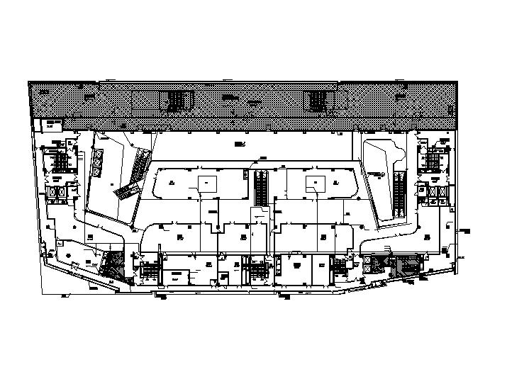 江苏澄星大厦全套给排水设计施工图