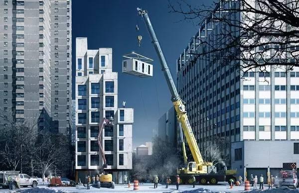 面对预制装配式建筑,教你如何做外墙防水