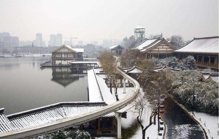 雪景大合集,看看你最喜欢哪里?_64