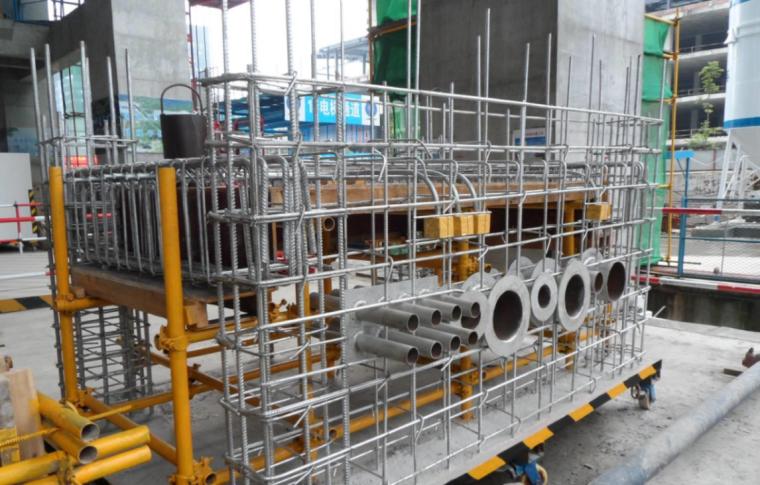 [深圳]口岸建筑施工总承包工程样板工程施工方案(14页)