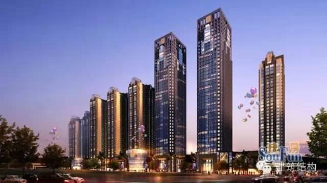 根据理论及经验分析,一般在40层(大约150米)左右,是超高层建筑