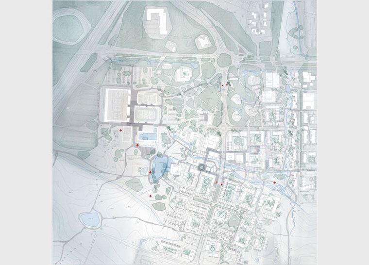 奥尔堡的郊区城市更新_14