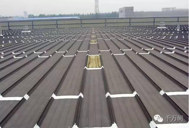 屋面防水工程注意事项