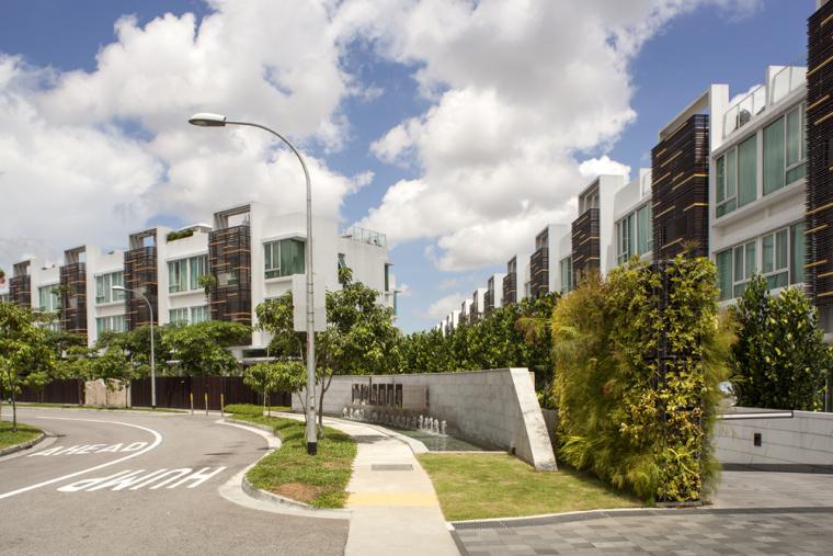 新加坡Cabana住宅区_3