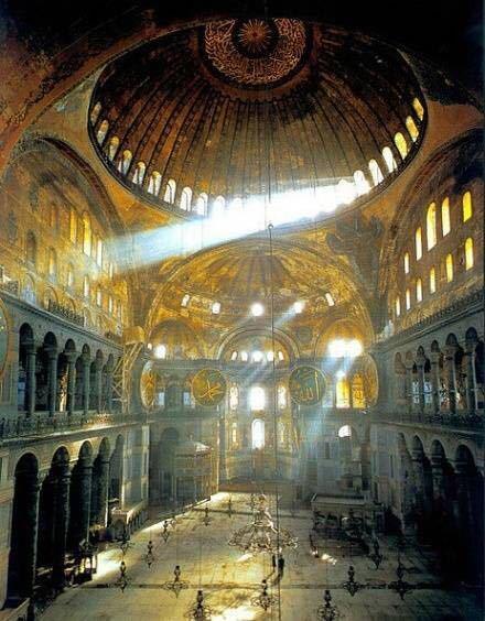 独具魅力的伊斯兰建筑。_7