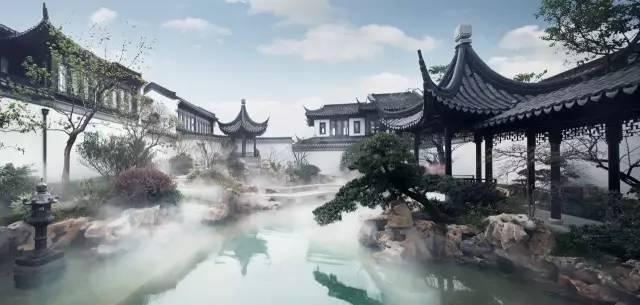 一座中式园林,震惊了中国文化界_1