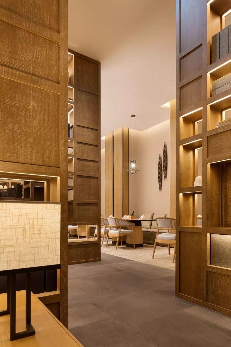 最美皇冠假日酒店风格转型设计_13