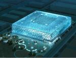 国家游泳中心-水立方结构分析