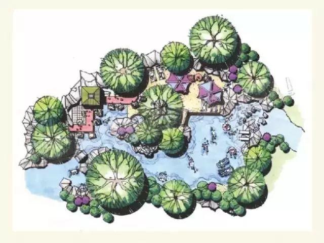 [纯干货]园林景观设计规范——园林人都该知道!_5