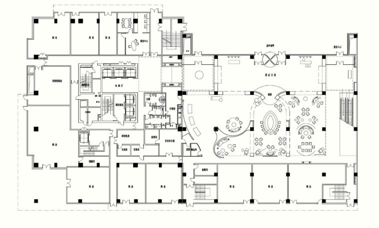 绿地济南高铁酒店室内设计方案(含效果图)_4