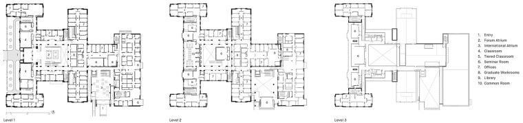 普林斯顿大学教学楼-27