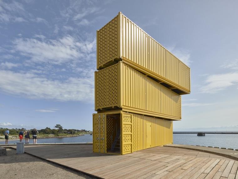 丹麦海尔斯考水上运动中心