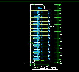 高层住宅百合楼