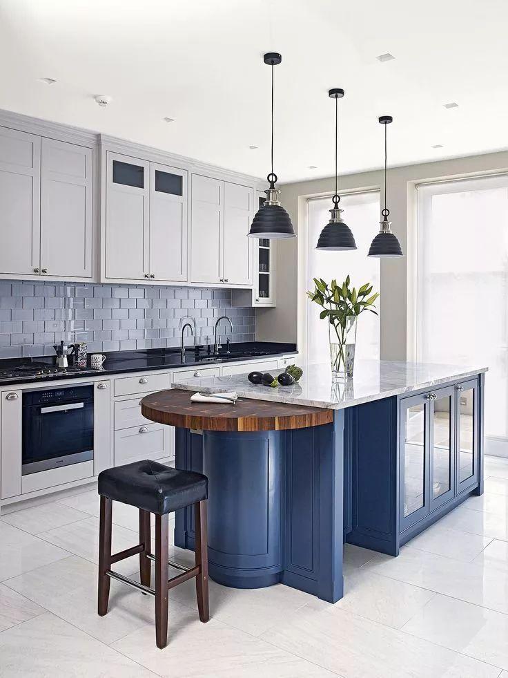 2019流行的花式厨房瓷砖,你都选对了吗?_17
