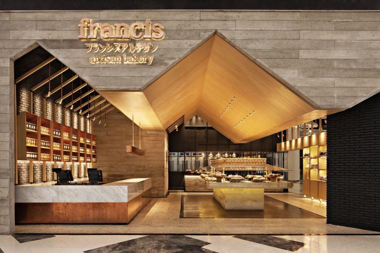 印尼弗朗西斯手工面包店