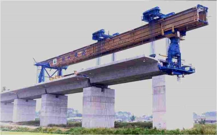 装配式桥梁的四种安装工法(共36页,图文并茂)