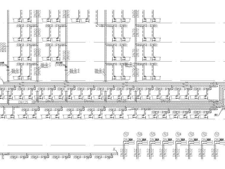 [乌兰察布]医院暖通施工图-(大院出品,含制冷机房详细设计图)_4