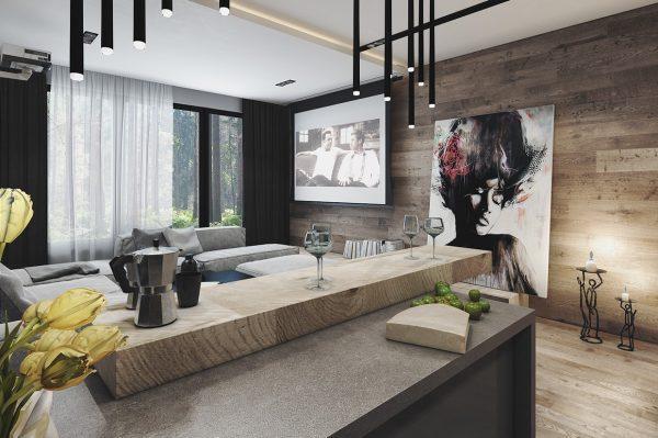 4款展现北欧简约美学的公寓设计