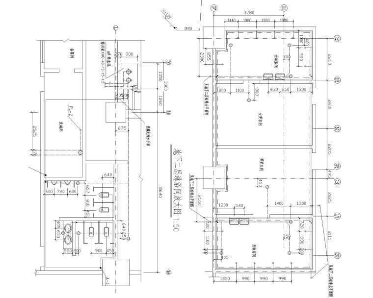 某综合高层(5星酒店和公寓)给排水施工图_5