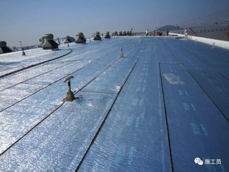 建筑屋面施工强制性条文汇总,以后屋面可以搞定了!