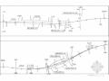 双向八车道市政道路工程施工图125张(含挡墙花坛铺装)