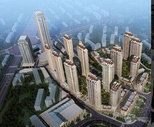 [天津]框剪结构超高层办公楼施工组织设计(附图丰富 379页)
