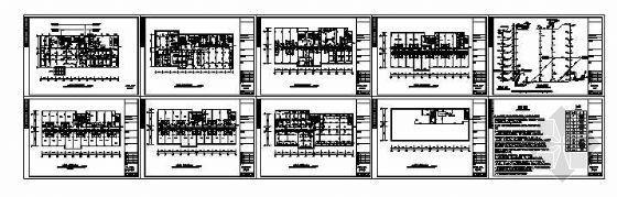 某星级酒店消防改造施工图