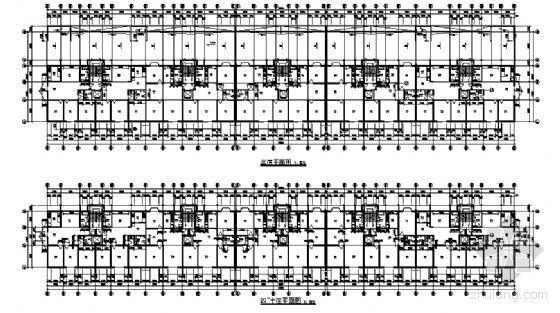 某十一层住宅楼建筑设计施工图-3